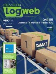 CeMAT 2013 - Logweb