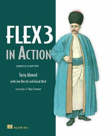 Flex 3 in Action Sample Chapter 4 - Manning Publications