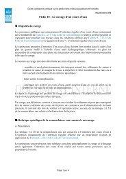 Fiche 10 Le curage d'un cours d'eau - Agence de l'Eau Seine ...