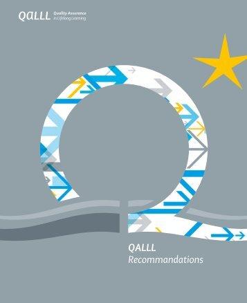 QALLL Recommandations