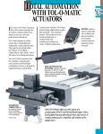 grippers & rack and pinion rotary actuators - Industrial and Bearing ... - Page 3