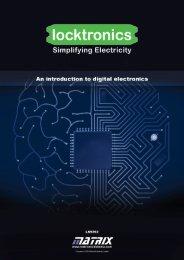 An introduction to digital electronics - Matrix Multimedia Ltd