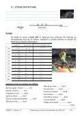 T1 : COMMENT PEUT–ON DECRIRE LE MOUVEMENT - Page 4