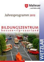 zum Download (PDF) - Malteser Bildungszentrum HRS
