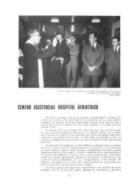 CENTRO ASISTENCIAL HOSPITAL OERIATRICO - Revista de Girona