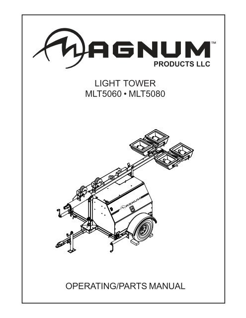 Magnum Lift Wiring Diagram