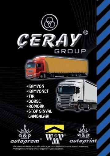Ceray Katalog KAMYON-NET.FH10