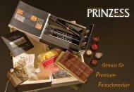 Genuss für Premium- Feinschmecker - Cafe Prinzess