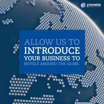 Introduce - IHG Owners Association