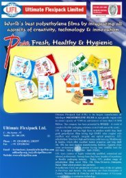 Download UFL Brochure - Ultimate Flexipack Limited