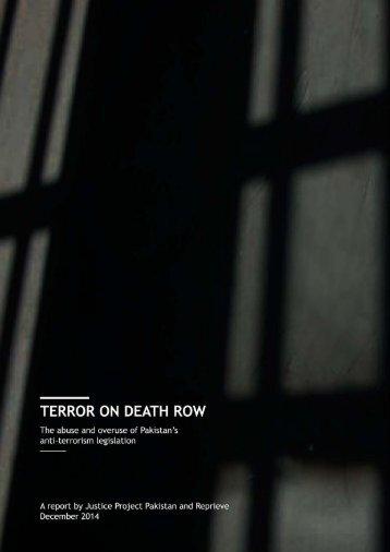 2014_12_18_PUB-Pakistan-Terror-Courts-Report-JPP-and-Reprieve