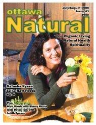 Summer Edition - Ottawa Natural