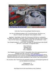 Ausschreibung - SRC-Ostfriesland