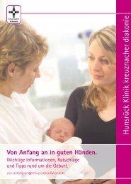Hunsrück Klinik kreuznacher diakonie - Stiftung kreuznacher diakonie