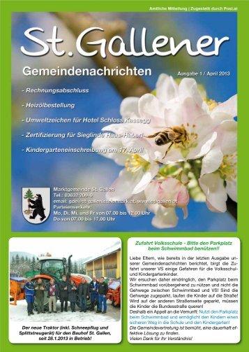 Zufahrt Volksschule - in St. Gallen - istsuper.com