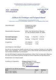 AGA Akademie Programm Hüfte 2012-04-22