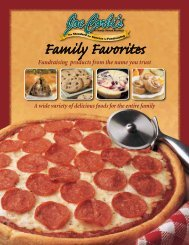 Family Favorites - Joe Corbi's
