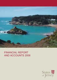 States of Jersey Accounts 2006