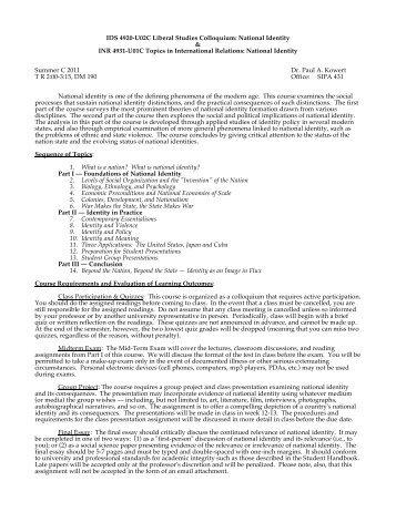 Syllabus PDF - Florida International University
