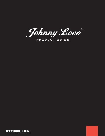 Johnny Loco Catalogue