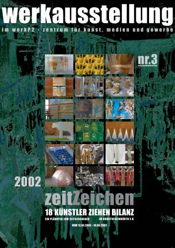 nr.3 2002 - Der Bananensprayer Thomas Baumgärtel