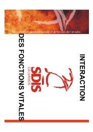 La fonction nerveuse - SDIS14