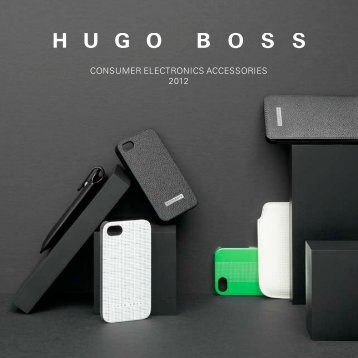 Consumer eleCtroniCs ACCessories 2012 - STRAX