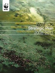 2008-2013 WWF-UK Strategic Plan