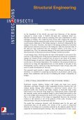 "Structural Engineering - ""Intersections"" International Journal - Page 5"