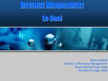 Revenue Management - Federalberghi