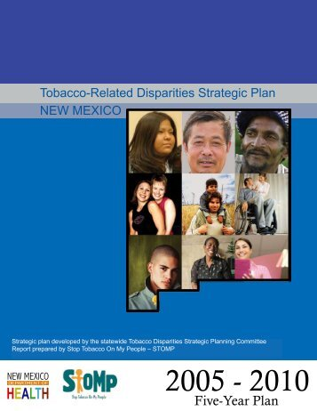 Five-Year Plan - New Mexico Department of Health