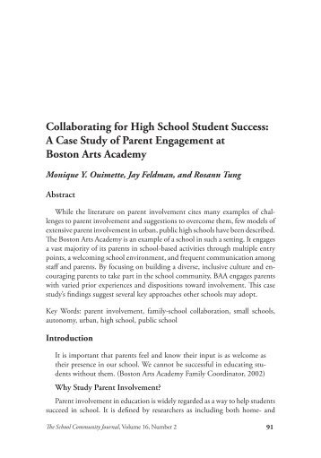 high school classroom management case studies The following case studies are available for hr faculty and instructors to use in  high growth industries  southwood school—performance management case study: southwood school.