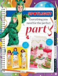 Everything you need for the perfect - Spotlight Promotions