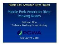 02_Instream Flow - Peaking Reach PowerPoint.pdf - Middle Fork ...