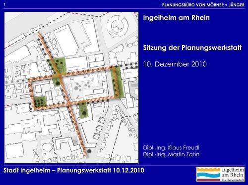 Beispiele für Fußgängerbereiche Dezember 2010 - Stadtmitte ...