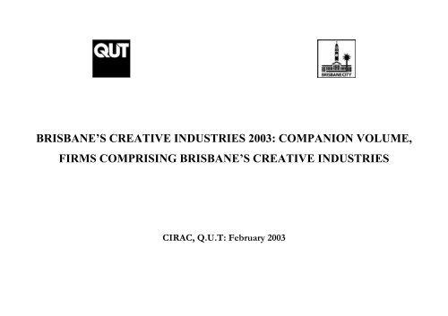 Introduction Qut Eprints