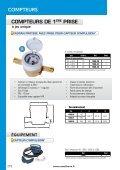 COMPTEURS comPteuRS d'eau - Somatherm - Page 3