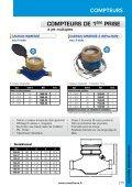 COMPTEURS comPteuRS d'eau - Somatherm - Page 4