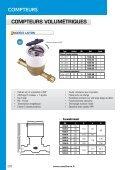 COMPTEURS comPteuRS d'eau - Somatherm - Page 5
