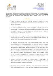 VI Premio Juan Cervera de Investigación sobre Teatro para Niños y ...