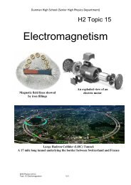 Electromagnetism - ASKnLearn
