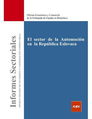 Inform es Sectoriales - Autoindustria.com