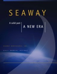 2011 Annual Report - Seaway Bank and Trust Company
