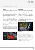 An IntroductIon to A FormAt - ARRI CSC - Page 4