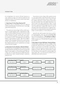 An IntroductIon to A FormAt - ARRI CSC - Page 6