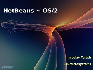 NetBeans ~ OS/2 - NetBeans Wiki
