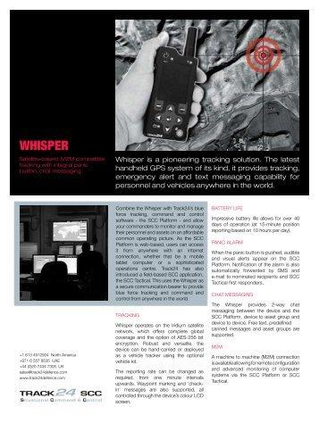 WHISPER - EPE