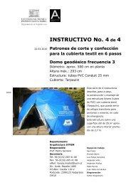 INSTRUCTIVO No. 4 de 4 - Plataforma Arquitectura