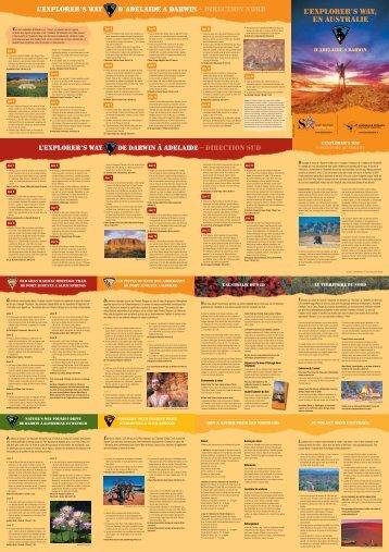 Explorers Way - South Australia