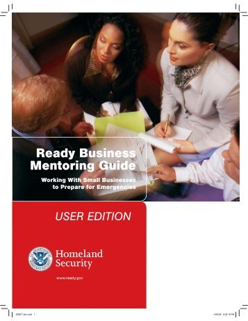 Business Preparedness Planning Guide - NH.gov